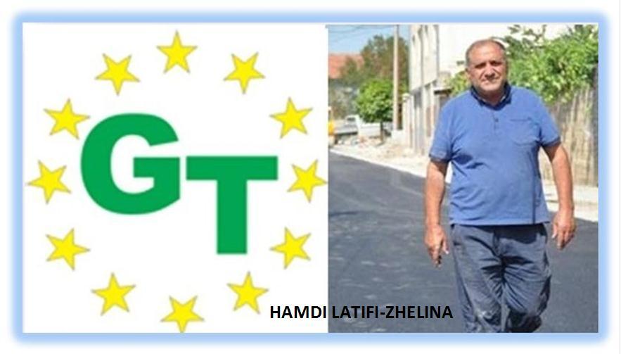 Hamdi LATIFI, GOLEC TRANS, ZHELINË | Për të gjithë, gëzuar festën e Fiter Bajramit!