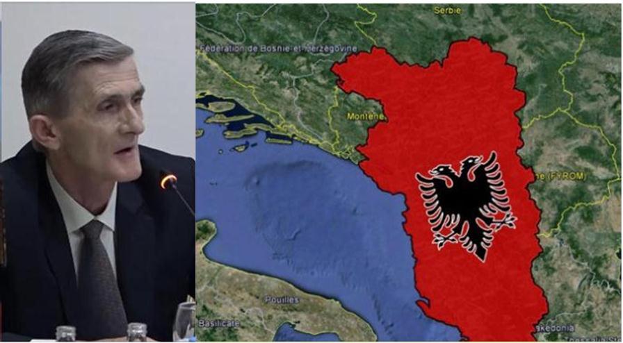 Kur shumica e shqiptarëve do të mendojnë, punojmë dhe veprojmë shqip, Shqipëria do të jetë e bërë.