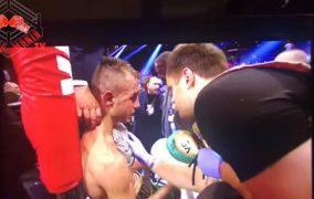 Kur boksieri rus ndëron jetë në ring!VIDEO