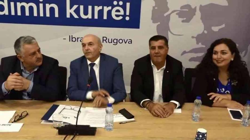 Agim Veliu e akuzon rëndë Vjosa Osmanin për takimin e djeshëm me Albin Kurtin