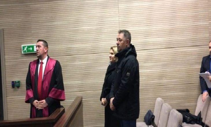 Dënohet gruaja e Sami Lushtakut, e ndihmoi të ikte nga QKUK
