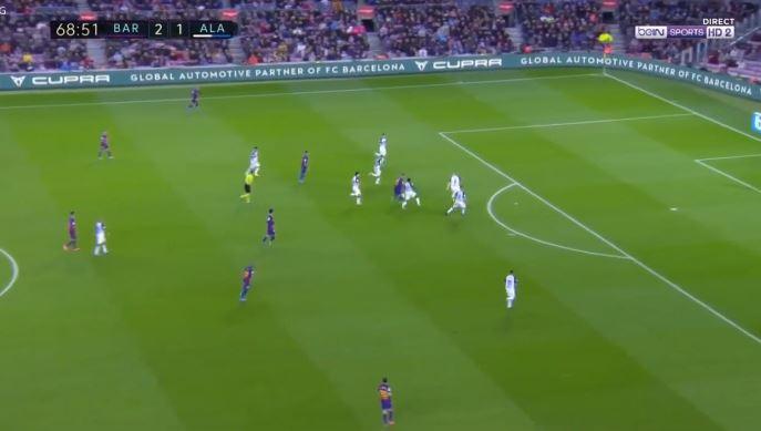 Messi vjen me golin e javës në La Liga