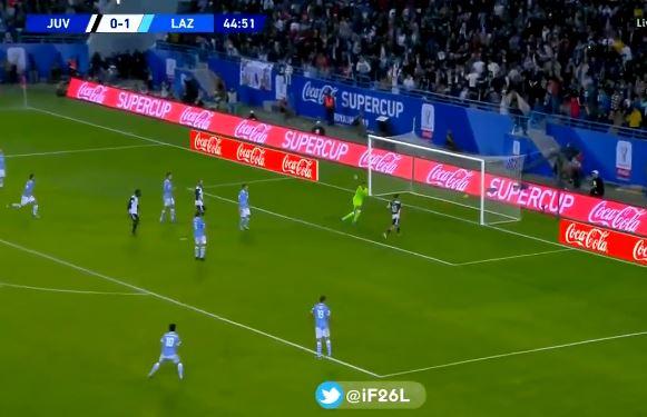 Dybala, gol në Superkupën e Italisë