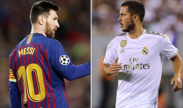 Messi: Hazard nuk mund ta zëvendësojë Ronaldon