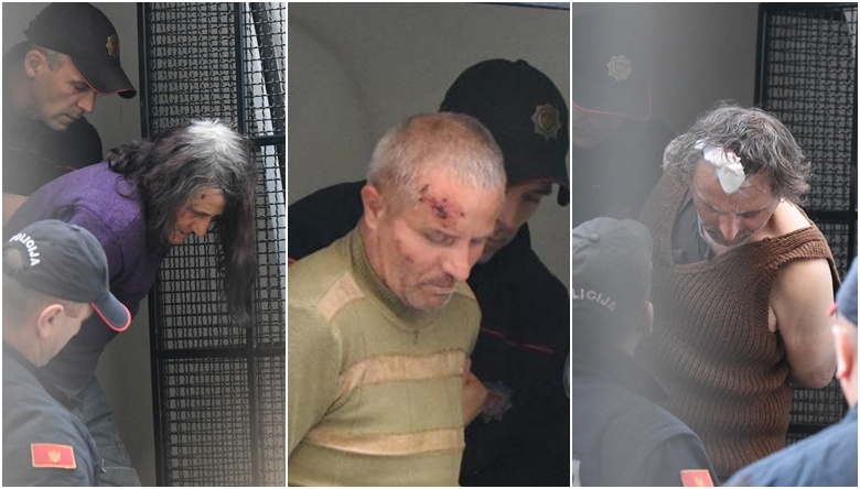Këta janë vëllezërit shqiptarë dhe e ëma që e vranë policin malazez