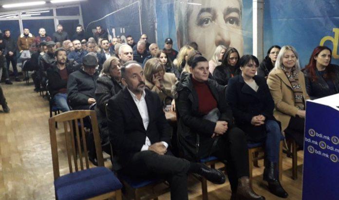 BDI takim me mërgimtarët e Gostivarit, për Kryetar Shtabi zgjidhet Nexhati Jakupi