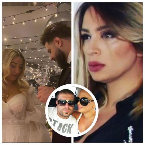 """Dikur të lidhur, Rozana Radi i bën """"diss"""" Kreshës pas dasmës?"""