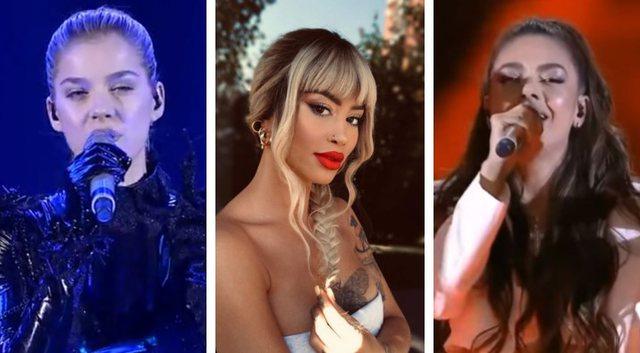 As Arilena, as Elvana, Dafina e sheh veten si përfaqësuese të Shqipërisë në Eurovision