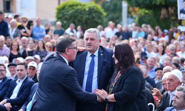 Nënkryetari i LDK-së: VV-së s'i takon edhe Presidenti, nuk nënshtrohemi në koalicion