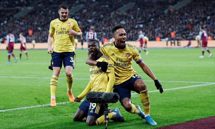 Më në fund rikthehet 'buzëqeshja' te Arsenali, pēr 9-të minuta përmbys gjithçka