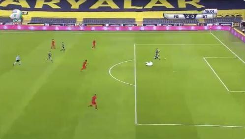 Fantastik Vedat Muriqi, Fenerbahce realizon edhe golin e dytë