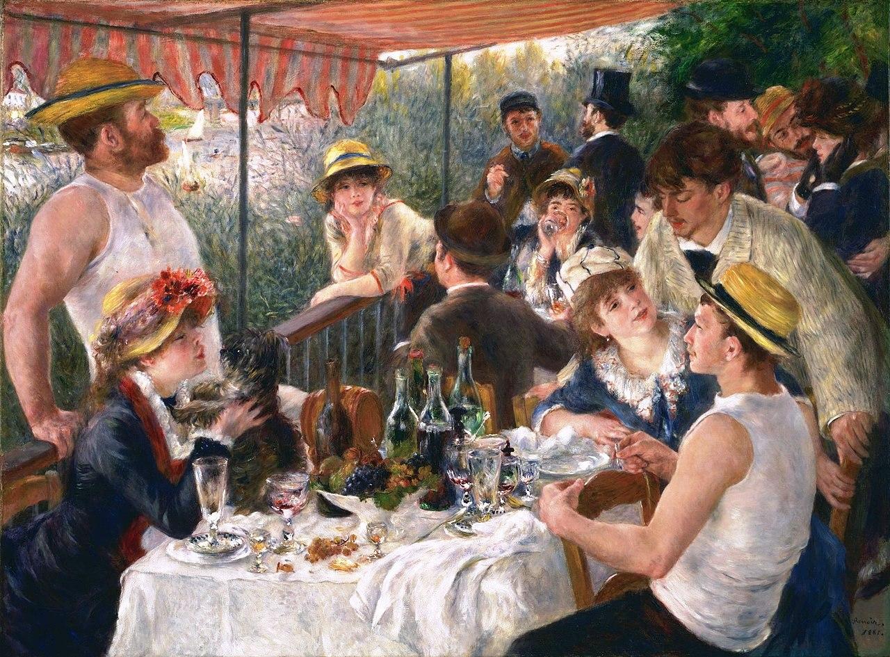 Pierre-Auguste Renoir, poeti i flakërimtë i penelit të ngjyrave të gjalla, shprehia depërtuese e bukurisë që e deh