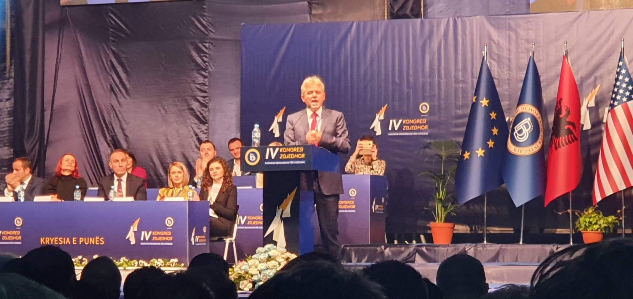 Ali Ahmetin në krye të integristëve edhe për katër vitet e ardhshme