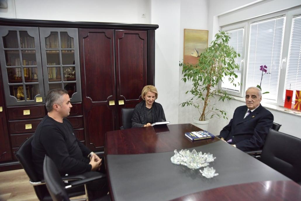 UT ngelet në themelet e historisë më të lavdishme të shqiptarëve të Maqedonisë