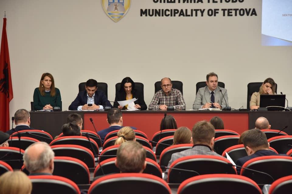 Dita e hapur në Komunën e Tetovës