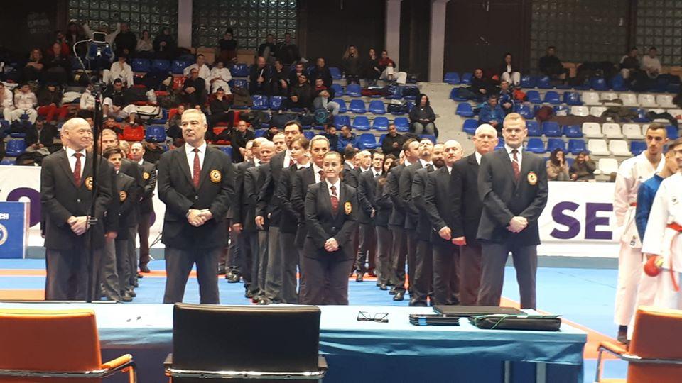 Nga Kampionati i R.Kosovës në karate për kadet, junior, U 21 dhe senior