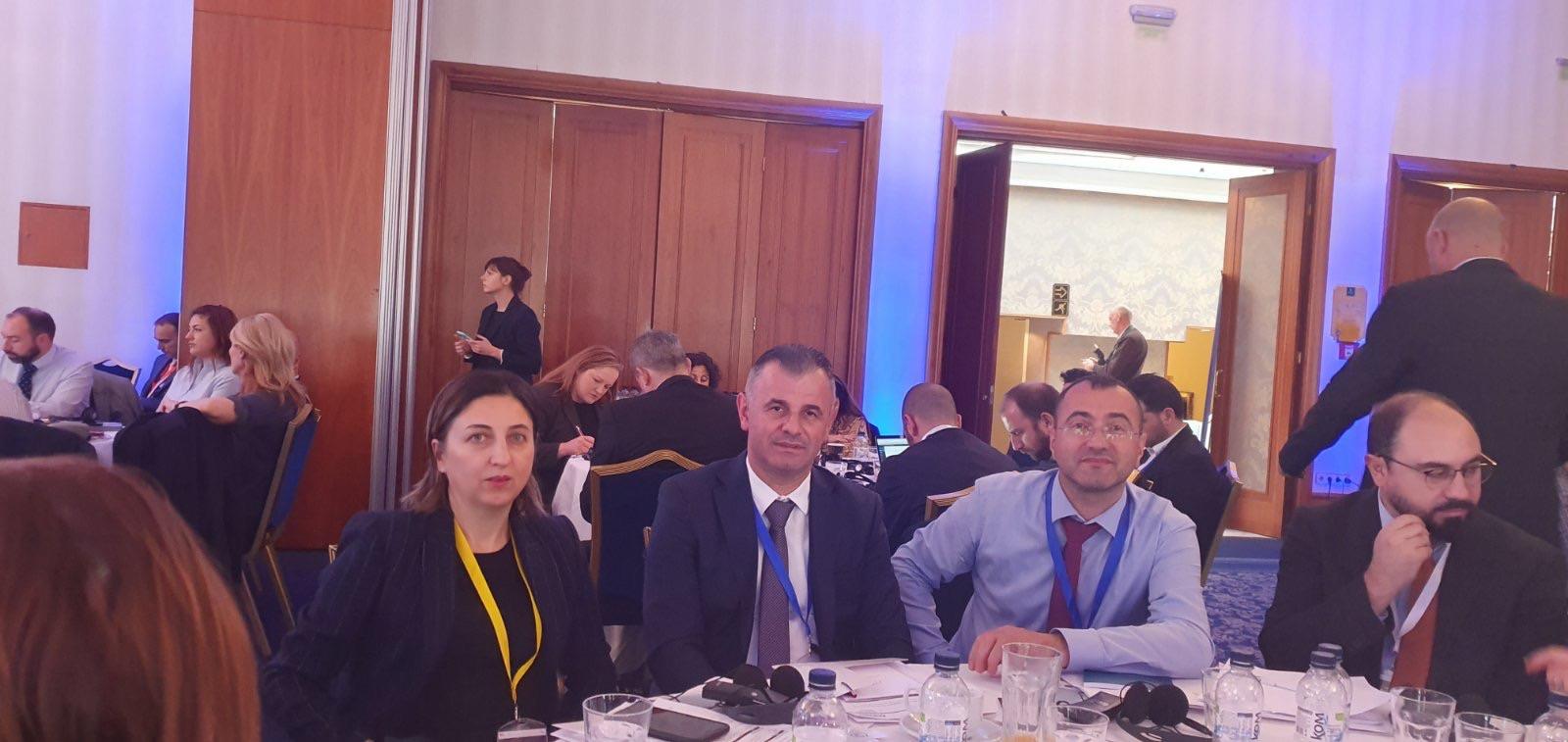 Ganiu pjesë e Forumit të Rezistencës së Ballkanit Perëndimor kundër ekstremizmit