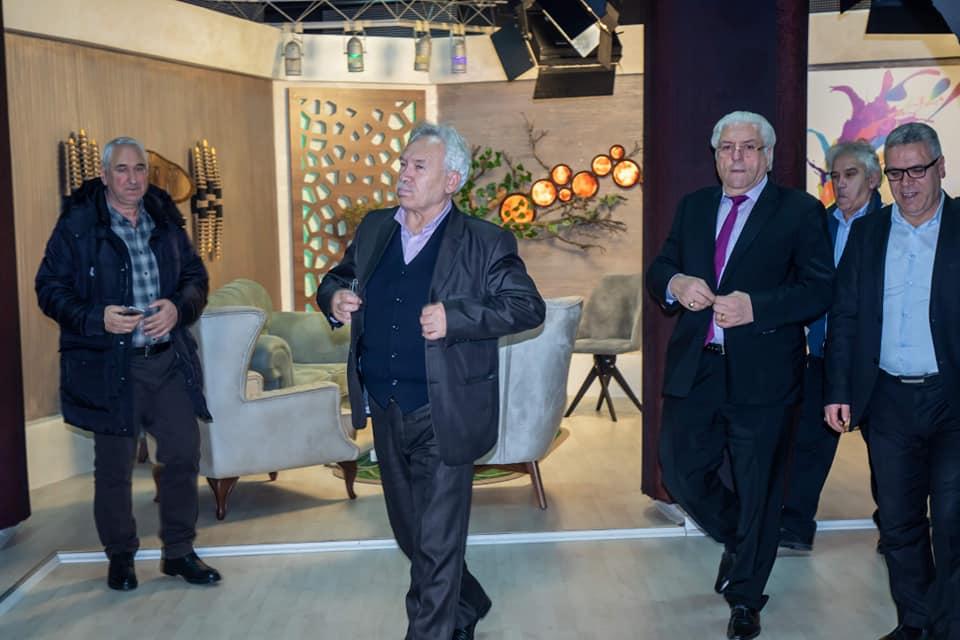 Lazim Destani në TV Topestrada në Tetovë