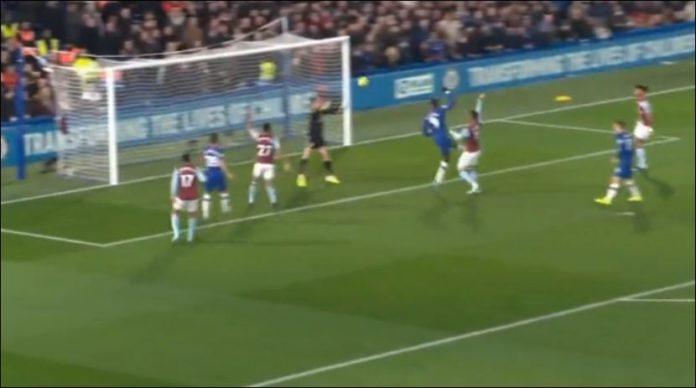 Video/ Chelsea në avantazh, i përhershmi ndëshkon Aston Villa