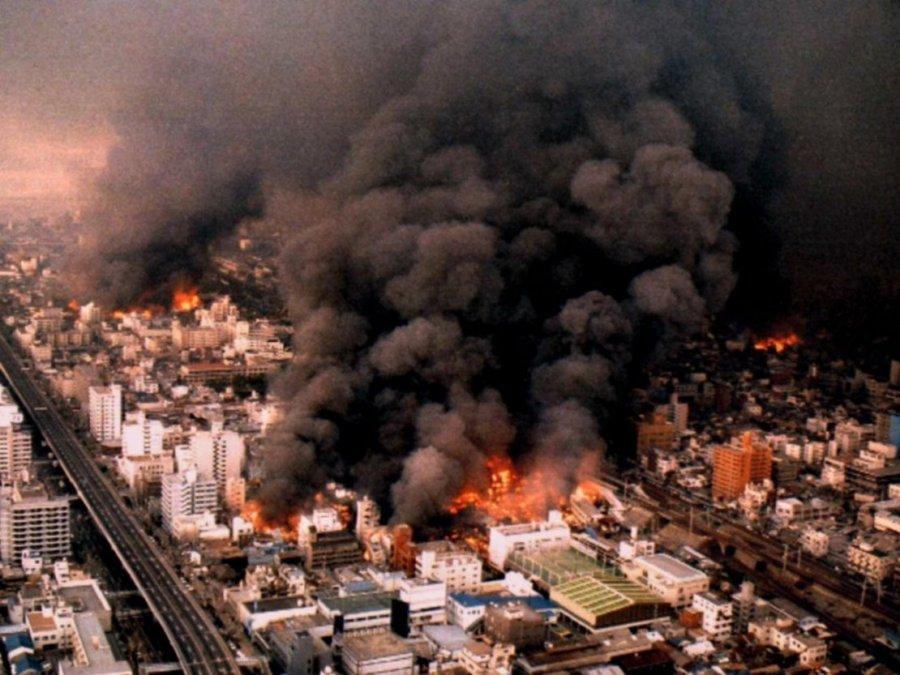Tërmeti në Kobe që la të vdekur 6.434 njerëz, vuri standardet botërore të ndërtimit anti-tërmet