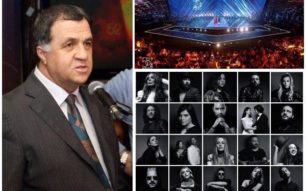 """Festivali i RTSH/ Edmond Zhulali """"irritohet"""" me organizatorët: Shkelën interesat kombëtare të muzikës shqiptare"""