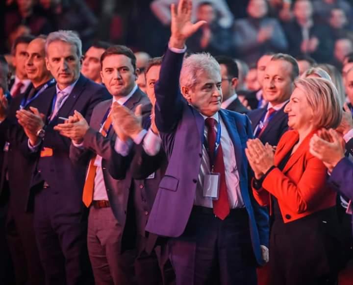 Bujar Osmani: BDI 20 vite veç fitore