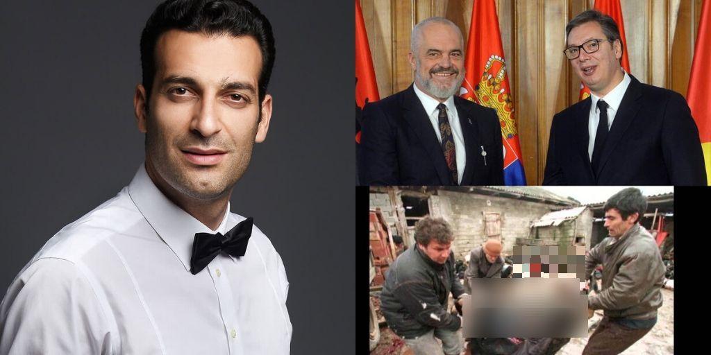 Ramë Lahaj 'godet' ashpër Edi Ramën: Ti nuk je shqiptar, je psikopat