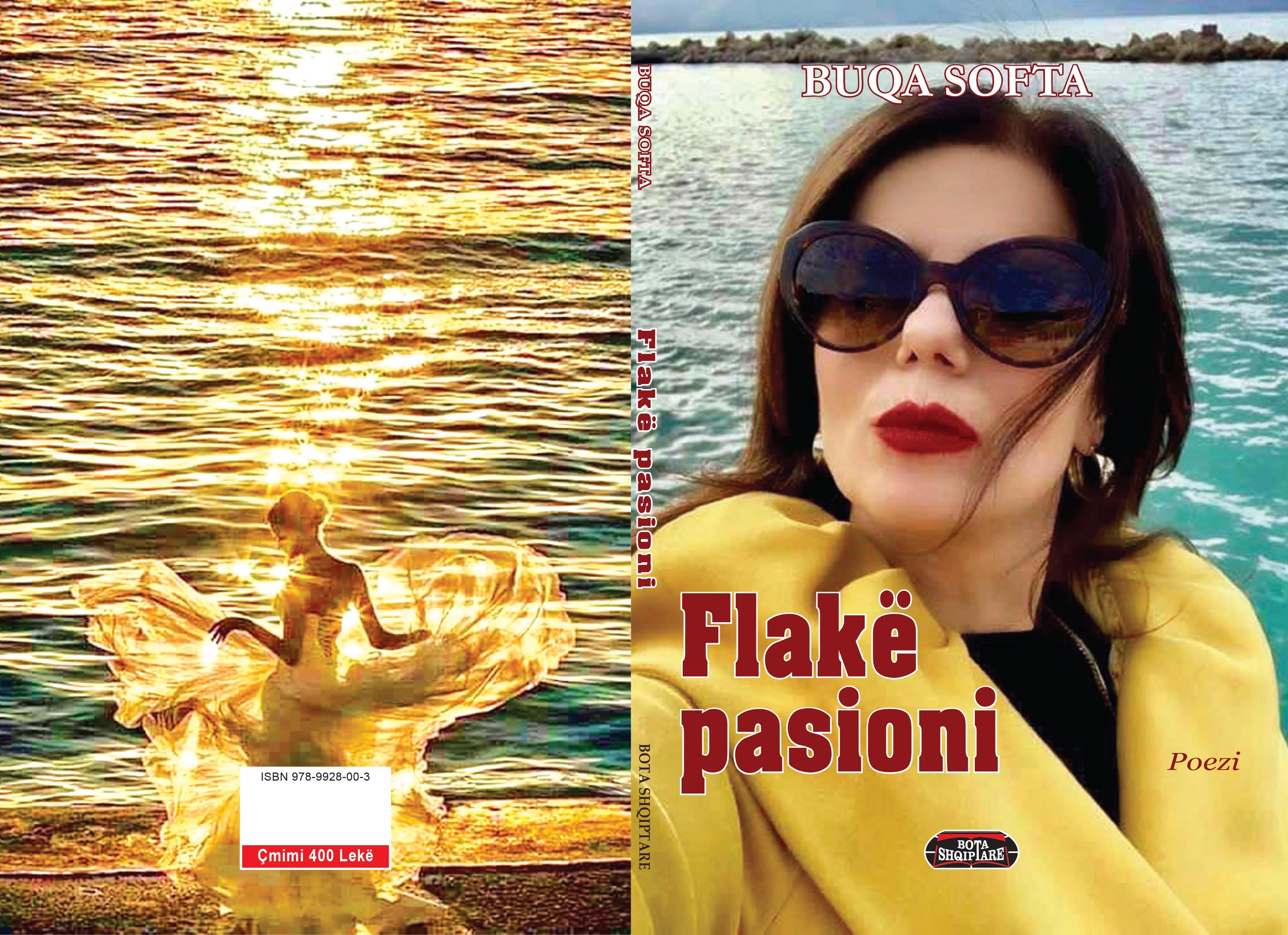 """""""Flakë pasioni"""" i autores Buqa Softa një libër tundues apo provokues?!"""