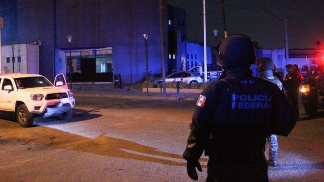 Masakër në Meksikë/ Janë 12 oficerë policie ekzekutuar për një javë prej bandave