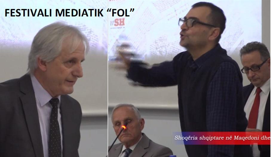 Pjesa e tretë e Festivalit mediatik Fol!Opinione nga Salajdin Saliu dhe Izmit Durmishi! VIDEO