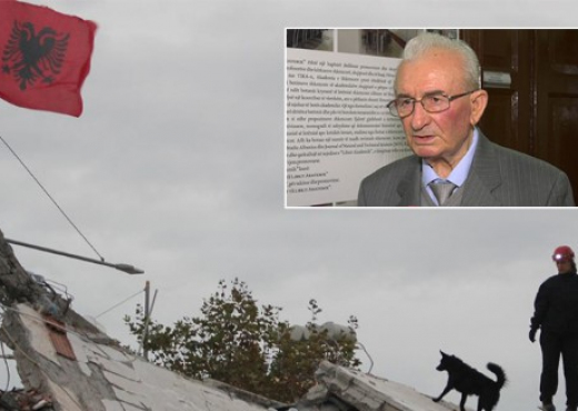 Eksperti: Tërmet si ai i 26 nëntorit bie pas 100 vitesh