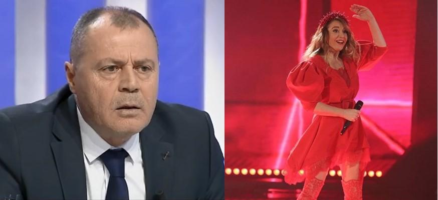 Mustafa Nano: Rovena Dilo këndoi një kengë mizerabël