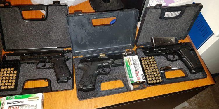 Kokainë dhe armë zjarri, kush janë tre të rinjtë e arrestuar në Shkodër