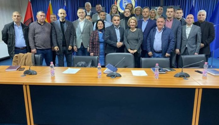 Zgjidhet kryesia e BDI-së dega Tetovë