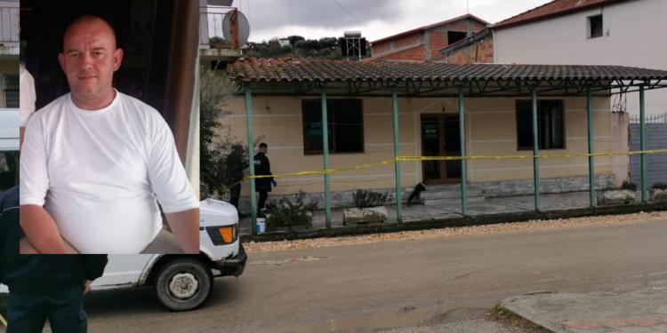 FOTO/ U gjet i vrarë në lokal, kush është 52-vjeçari