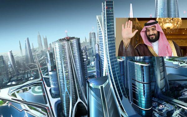 """VIDEO+FOTO/ """"Neom"""", Arabia Saudite do ndërtojë qytetin 400 miliardë £ ku do lejohet alkooli dhe ligjet perëndimore"""