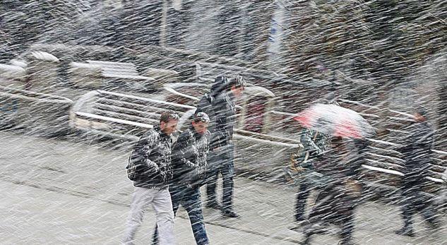 Shi, erë dhe reshje dëbore- Evropa do përballet me stuhi të fuqishme