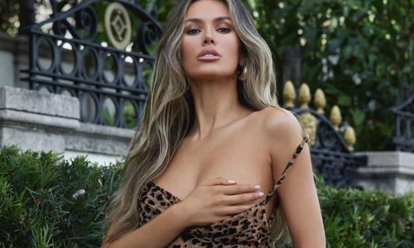 Modelja shqiptare 'bllokon' Instagramin, mahnit ndjekësit me foto sensuale