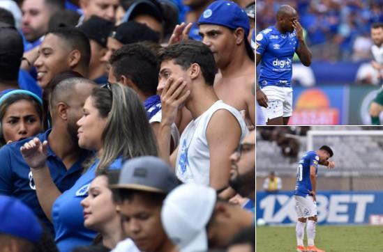 Cruzeiro bie nga kategoria, tifozët shkatërrojnë stadiumin