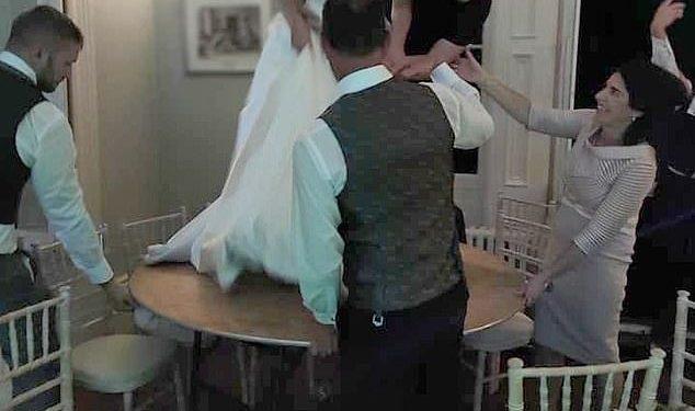 Martesa që mori fund që ditën e dasmës