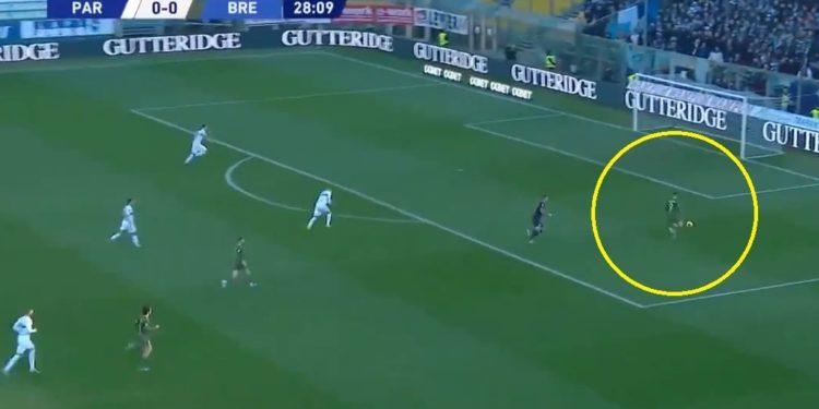 """Sulmuesi i Brescias bëhet """"gaz i botës"""", shikoni çfarë humbet (VIDEO)"""