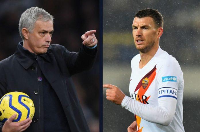 Mourinho tremb Romën, kërkon Dzekon që në janar te Tottenham