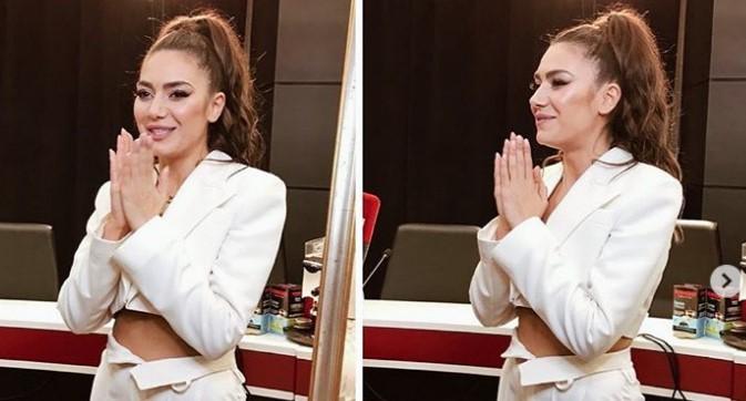Elvana Gjata jep performancën e jashtëzakonshme në 'Festivalin e Këngës' (Video)