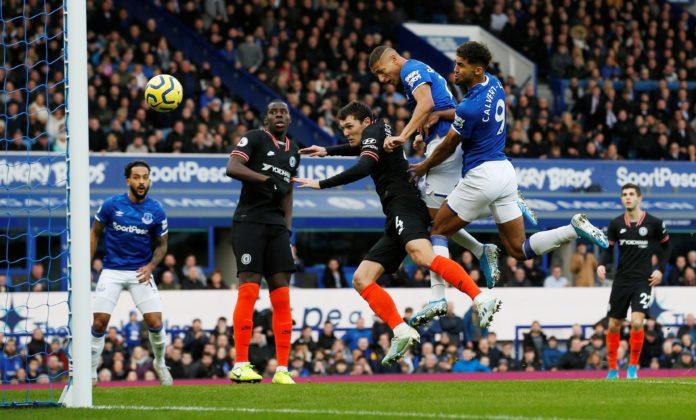 Everton i jep leksion Chelsea-t të Lampard, spikat Calvert-Lewin (VIDEO)