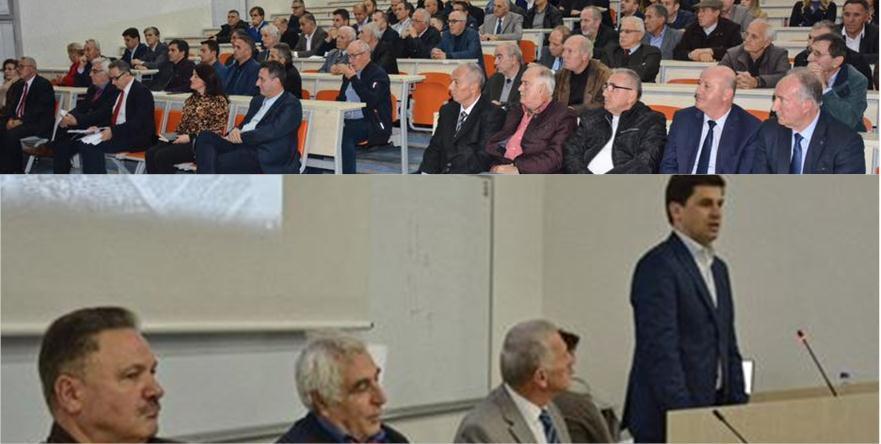 Profesor Selam Sulejmani në Edicionin e parë të festivlait mediatik