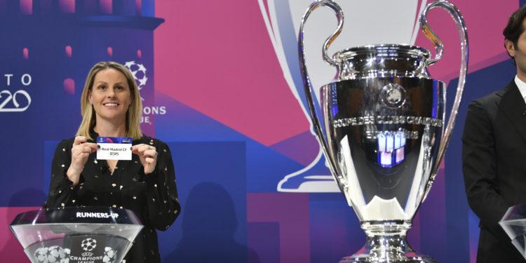 Përcaktohen datat e ndeshjeve të fazës së 1/8-ve në Champions League