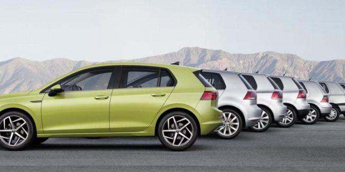 Vjen gjenerata më e fundit e Volkswagen – Ja si duket modeli më i ri Golf 8