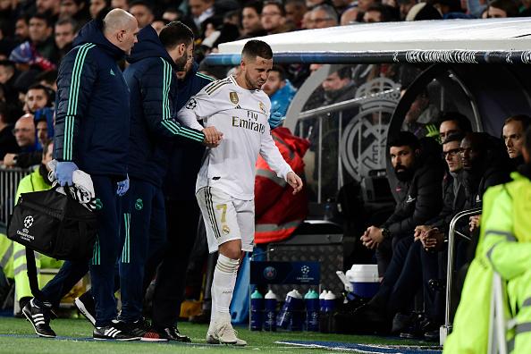Reali merr lajmin e hidhur, pa Eden Hazard në klasiken ndaj Barcelonës