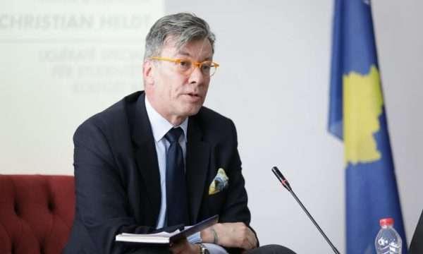 Ambasadori gjerman 'ultimatum' LDK-së dhe VV-së për formimin e Qeverisë