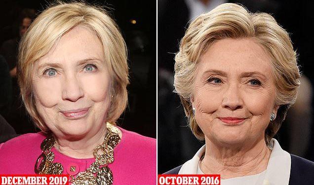 FOTO/ Cili është sekreti, çfarë ka ndodhur me Hillary Clinton? Ja si është transformuar 72-vjeçarja
